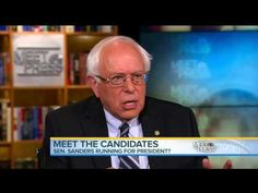 In His First Appearance On Meet The Press Bernie Sanders Terrifies The Koch Brothers