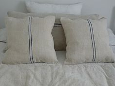 hemp pillows