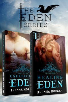 Most people believe Eden no longer exists. When Lexi Merrill's finds herself the target of a cruel, sadistic man from another realm, she learns quite the opposite. Only the Myren king, Eryx Shantos, can keep her safe. Though it may mean triggering a prophecy that could doom her newfound race.  Paradise, love, power…and a prophecy with a price.