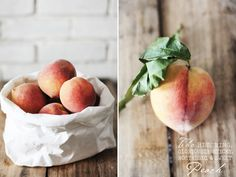 Looking for ideas for the 10 lbs of peaches I picked this weekend! Peach & Blackberry Cobbler w/ Almond Crust
