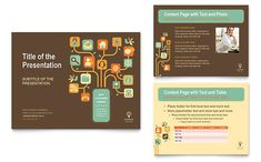 Business Services PowerPoint Presentation Template by @StockLayouts