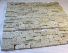 Quarzit Echtstein Verblender Riemchen Naturstein Wandverblender 1A Qualität WQZ2 in Heimwerker, Bodenbeläge & Fliesen, Fliesen | eBay