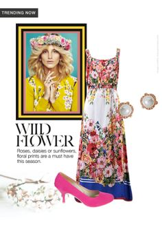 #florals #prints #colours #brighthues #pearls #holiday #trends