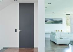 raumhohe Türen System FLAT