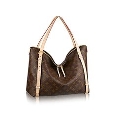 Tuileries Monogram Canvas - Handbags | LOUIS VUITTON