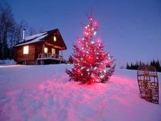Παραμονή Χριστουγέννων με χιόνια και πολύ κρύο