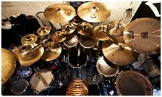 Nice cymbals