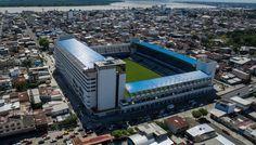 Football Tops, Football Cards, Football Soccer, Basketball, Soccer Stadium, Football Stadiums, Football Players, Ecuador, Everton Fc