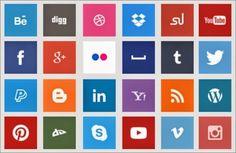 Add Social Media Icons To Blogger Blog #HowToAddSocialMediaIconsToBlogger