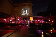 © P1 Club and Lounge