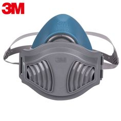 3MHF Pro Dust Mask Anti Industrial Construction Anti-dust Pollen Haze Poison Gas Family and Professional Site Protection Tools