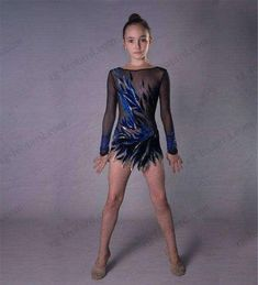 Shadow of the Wind, Competition Leotards, pic 4