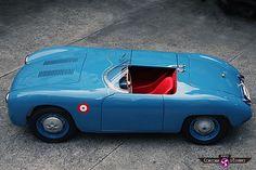 1952: DB Panhard HBR Sport