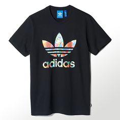 adidas Print Logo Tee