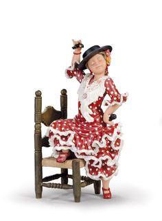 Pose flamenca