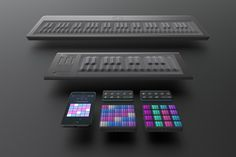 roli's seaboard block is a miniature music studio that opens up the world of music production to everyone, from beginners to seasoned professionals.