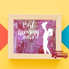 DIY Gift, DIY Project, DIY Painting, DIY, DIY Wall Decor,Mother's Day Gift, Painted by You Custom Pop Art Picture, Custom Gift, Gift for Mom, Self Made Painting, Art Gift, Wall Decor, Made by You #Mother'sDay #Women'sDay #Mother'sDayGift #PopArtGift #WallDecor #Painting #DIY #DIYGift #DIYProject