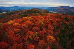 Vermont from the Air by Art- on Flickr. #Vermont