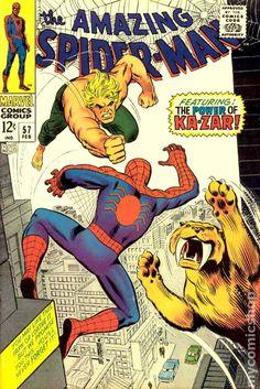 The Amazing Spider-Man #57