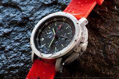 Prometheus   Ocean Diver Chronograph