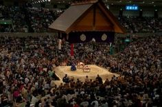 Things to do in Tokyo Japan - Sumo Tournament