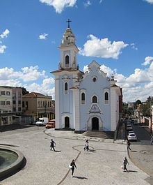 Igreja do Rosário (Curitiba) – Wikipédia, a enciclopédia livre