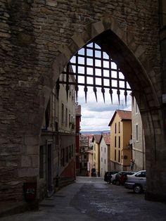 Casco medieval de Vitoria-Gasteiz, Basque Country-