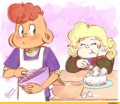 Lars, SU Celebridades, Steven universo, fandom, Sadie
