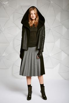 Elie Tahari Fall 2014 Ready-to-Wear Fashion Show