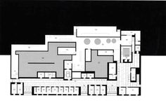 Peter Zumthor - Baths at Vals. Peter Zumthor, Water Architecture, Architecture Design, Thermal Vals, Piscina Interior, Model Sketch, Hidden Rooms, Plan Drawing, Chinese Garden