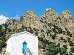 Chapel in Samothraki Samos, Greek Isles, Mount Rushmore, Greece, Beautiful Places, City, Lonely, Travelling, Buildings