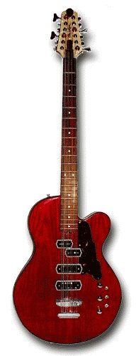 Chandler Guitars Royale 12-string bass