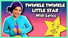 Twinkle Twinkle Little Star | Nursery Rhyme Kids Songs Lyrics