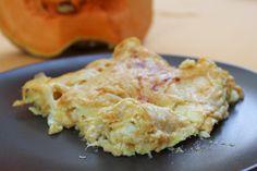 Lasagne alla zucca e asiago, ricetta vegetariana