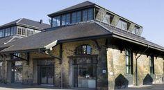 Kødbyen i Københavnfortæller en historie - bl.a. om Benzons fabrikker. Foto: Arkivfoto