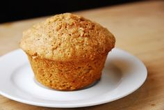 Applesauce Oatmeal Muffins Recipe | Yummly