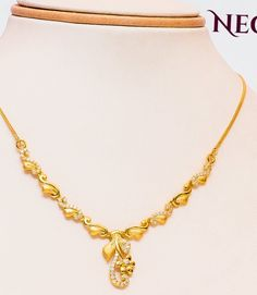 Best design Gold Necklace Simple, Gold Jewelry Simple, Gold Chain Design, Gold Jewellery Design, Chains, Wedding Jewelry, Gold, Jewels, Necklaces