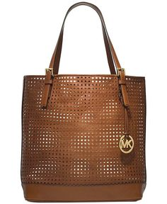 MICHAEL Michael Kors Bridget Large Tote - All Handbags - Handbags & Accessories - Macy's