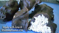 Chocolate Coconut Clusters Recipe