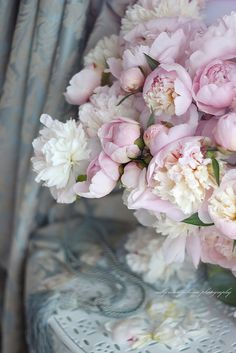 nelly vintage home: #peonies