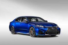 2017 Lexus GS F Sport Review