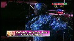 CELIA CRUZ le canta a CUBA ....!!!