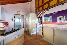 Villa de prestige vue mer avec piscine en Guadeloupe - La Cuisine
