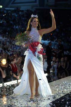 Miss América 2005 - Deidre Michelle Downs - Alabama