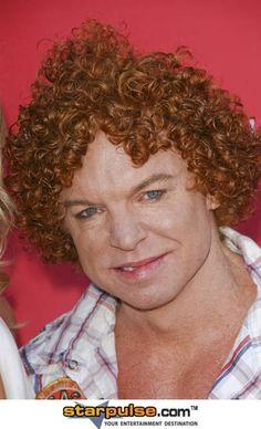 Carrot Top, de son vrai nom Scott Thompson, est un humoriste américain né le 25 février 1965