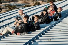 'WINGS : YOU NEVER WALK ALONE' Concept Photo 2