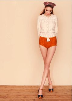 Sessun Spring/Summer Collection Look N°5