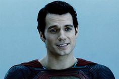 Henry Cavill    Man of Steel    If I see any superhero movie, it will be one with Henry Cavill in it.  ;)