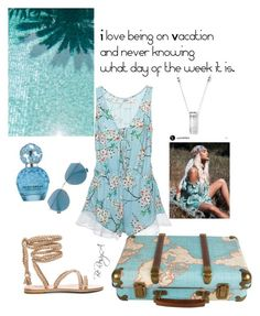 """Vacations"" by ahumadarosy on Polyvore featuring Cosabella, Fendi and Marc Jacobs"