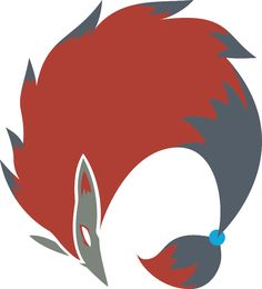 Zoroark Icon by konchak.deviantart.com on @deviantART